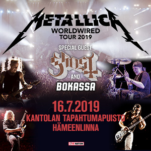 Metallica (USA) – Worldwired Tour
