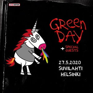 Green Day (USA) + Special Guests