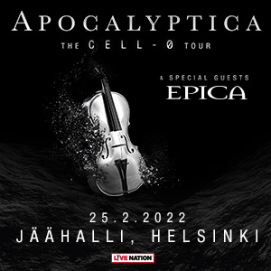 APOCALYPTICA (FI) & Special Guests